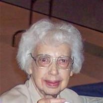 Elizabeth Agnes Vernon