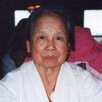 Anastacia Ugalde Bonifacio