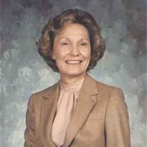Margaret Forsythe Elkins