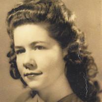 Miriam Lucine Bannister Cox