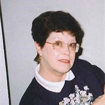 Geraldine Sidwell