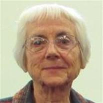 Marian  Joyce Aldrich