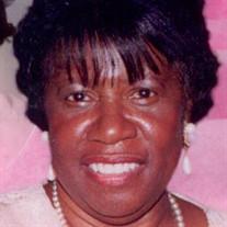 Mrs. Patricia Delores Peterson