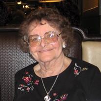 Barbara M Rasmussen