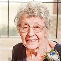 Doris Evangeline Efteland