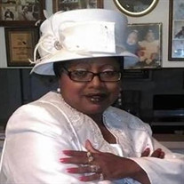 "Ms. Bernice ""Gail"" Virginia Peaches-Redding"