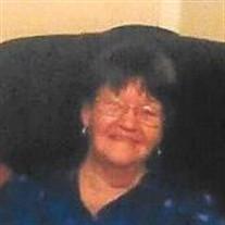 Mrs. Carrie June Tomberlain Walls