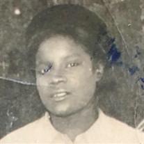 Mrs. Ernestine White Ladson