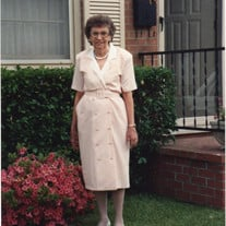 Mrs. Dorothy Mae Golden