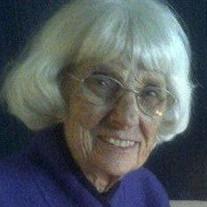 Mrs. Evelyn L. Spicer