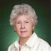 Mrs. GRACE ELAINE BUTLER ADAMS