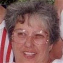 """Mrs.  Lenora  """"Ann"""" Stacey"""