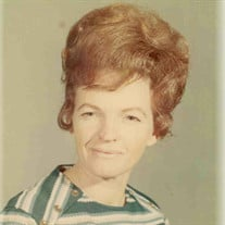 Mrs. Dotsey Pearl Gaffney
