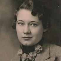 Rosie Marrie Wampole