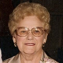Myrtle Victoria Johnson