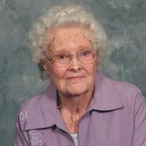 Mrs. Georgia L. Matthews age 102, of Florahome