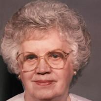 Mildred Janette Jones