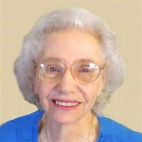 Mary Juanita Bernardoni Lewis