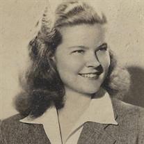 Thelma Alida Wyland