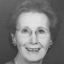 Betty Jane Baucum Burnham