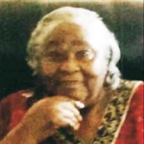 Mrs. Florence Williemae Gardner