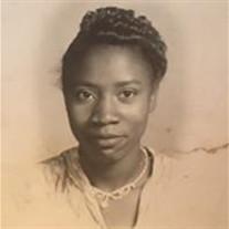 Mrs. Rosa Mae Parker