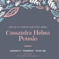 Cassandra Hehea Potesio