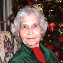 Mildred Lee Mizell Crump