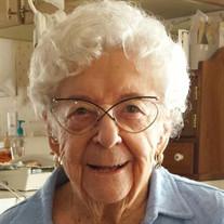 Margaret Jean Strom