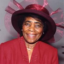 Mrs. Ruth Jones