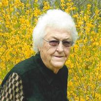 Mrs. Vinnie Lou Anna Whitlock Downs