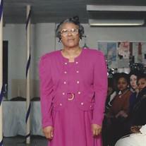 Rachel Mamie Geer