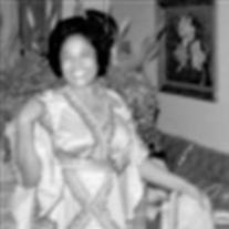 Mrs. Ollie V.  Lee