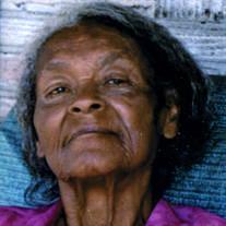 Mrs. Mattie Anderson