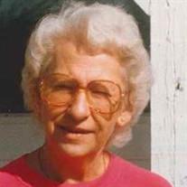Hilda C. Wootan