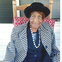 Mrs. Mary Mae Carrie Evans Mattison