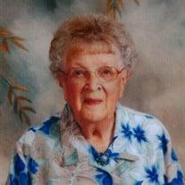 Mildred Pauline Vanderhorst