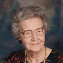 Dorothy Wilhelmina DeRonde