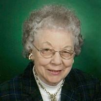 Marjorie Eileen Allender