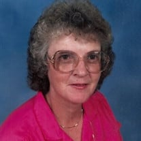 Elaine Nadine Jones