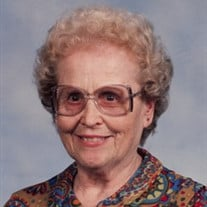 Esther Edna Burbank