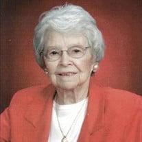 Mildred Elida Halverson