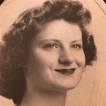 Mrs Margaret Jean  Holler
