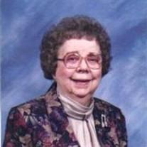 Esther Mae Hanson