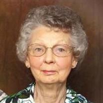 Betty Arlene Parlet