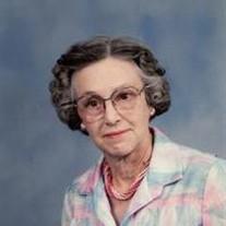 B. Louise Frye Chilcote Eveland