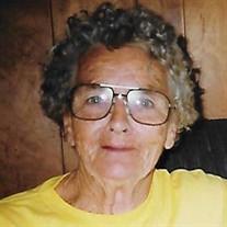 Mrs. Annie Ruth Mattox