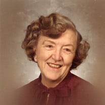 Lucile W. Eck
