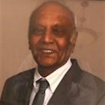 Bhagvati Motiram Patel