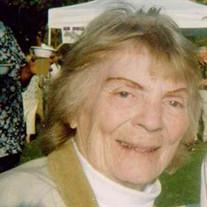Doris Gilmour